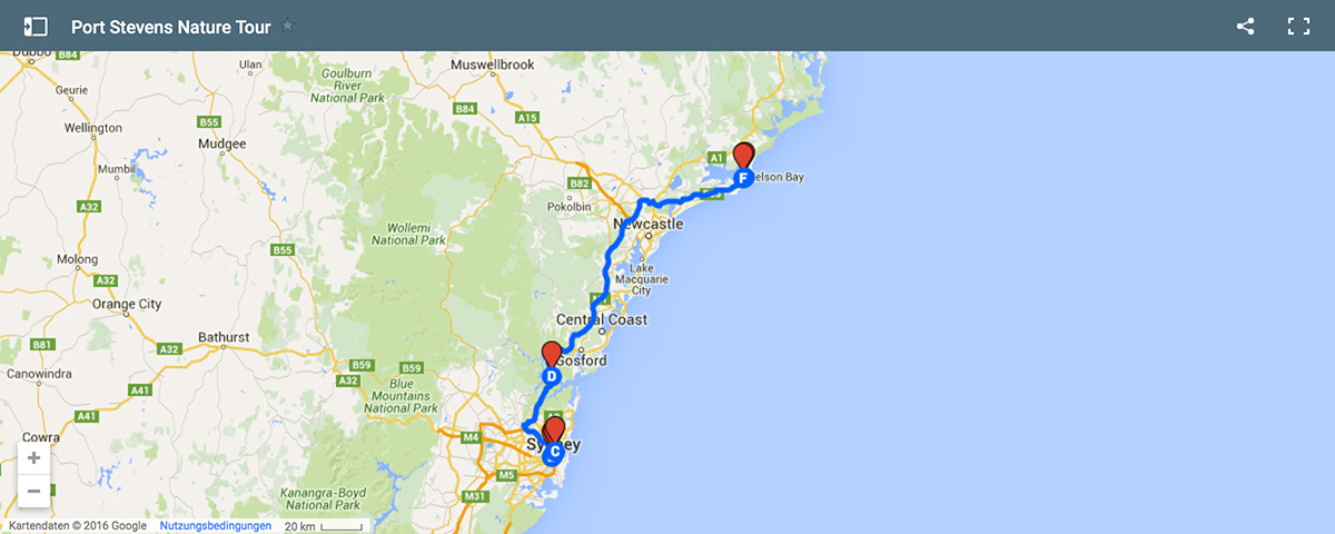 Port-Stephens-Tour